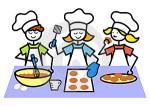 Family fun cooking